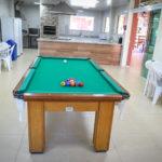 Salão de Jogos - Clube de Campo Caco Velho - Espírito Santo do Pinhal-SP