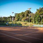 Quadra de Tênis - Clube de Campo Caco Velho - Espírito Santo do Pinhal-SP