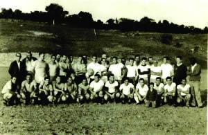 História do Clube de Campo Caco Velho - Espírito Santo do Pinhal - SP