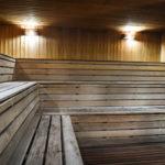 Sauna - Clube de Campo Caco Velho - Espírito Santo do Pinhal-SP