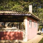 Quiosques - Clube de Campo Caco Velho - Espírito Santo do Pinhal-SP
