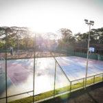 Quadra Poliesportiva - Clube de Campo Caco Velho - Espírito Santo do Pinhal-SP